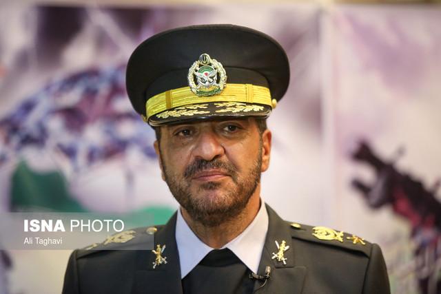 هشدار فرمانده نیروی پدافند هوایی ارتش: حتی نزدیک شدن به مرزهای ایران به شدت پاسخ داده میشود