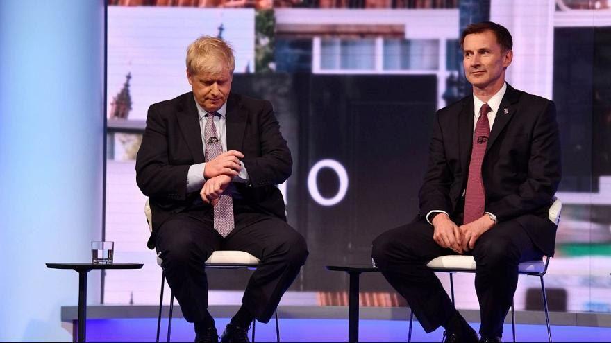 اعلام نامزدهای نهایی نخست وزیری بریتانیا