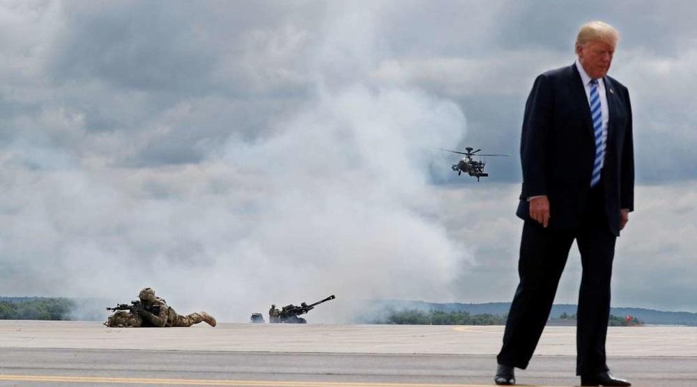 مخاطرات سنگین جنگ با ایران برای آمریکا؛ ترامپ فاجعه را دریابد