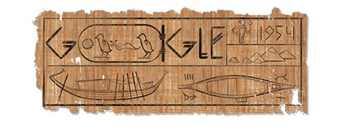 تغییر لوگو گوگل به مناسبت یک اکتشاف