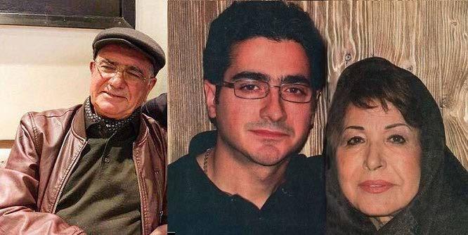 پیام تبریک همایون شجریان برای تولد ۸۰ سالگی مادرش+عکس