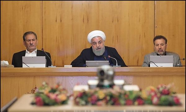 روحانی:«معامله قرن» ورشکستگی قرن برای مطرحکنندگان آن است/امروز برای فلسطینیان موشک جواب موشک است