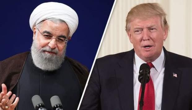 واکنش ترامپ به اظهارات روحانی درباره افزایش سطح غنیسازی اورانیوم و تهدید دوباره ایران