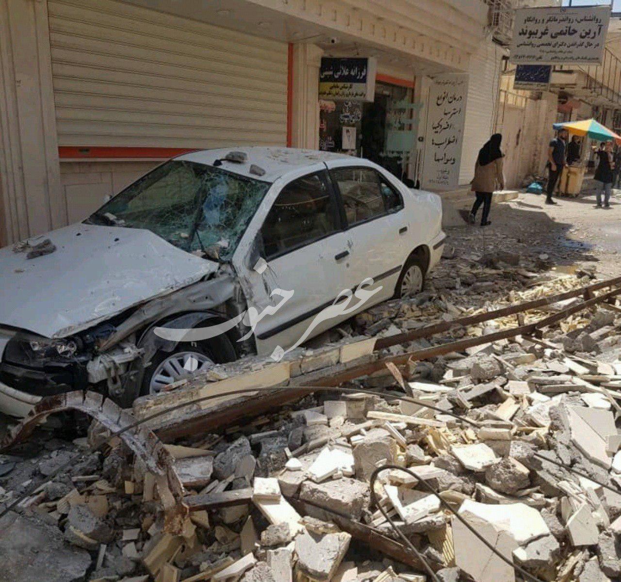 زلزله شدید در خوزستان| همدان، لرستان، و شهرکرد هم لرزیدند