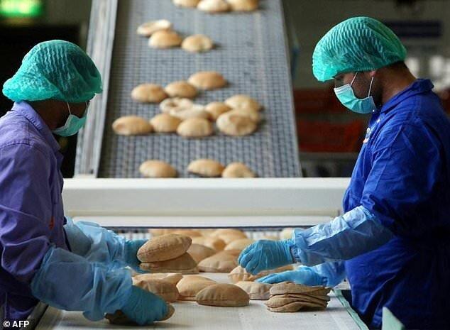 نان ایرانی مهمان سفرههای کویتی+عکس