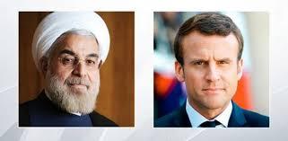 روحانی در تماس تلفنی رئیسجمهور فرانسه: از دست رفتن فرصتها ایران را مجبور به اجرای گام سوم خود خواهد کرد