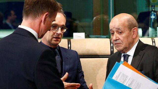 جلسه کبرا به ریاست نخستوزیر بریتانیا درباره نفتکش توقیفشده| رایزنی هانت با وزرای خارجه آلمان و فرانسه