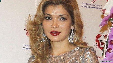 دختر محبوس رئیس جمهوری فقید ازبکستان: به دولت 1.2 میلیارد دلار پول دادم