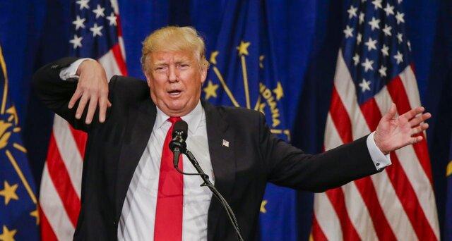 رفتار و گفتار متناقض ترامپ در قبال ایران