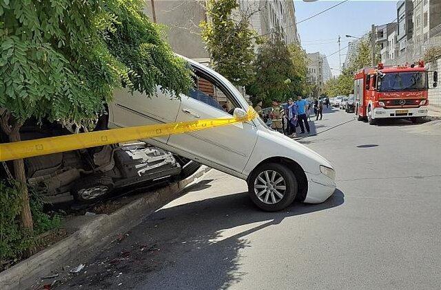 تصادف عجیب رانا و هیوندا در خیابان فرعی+تصاویر