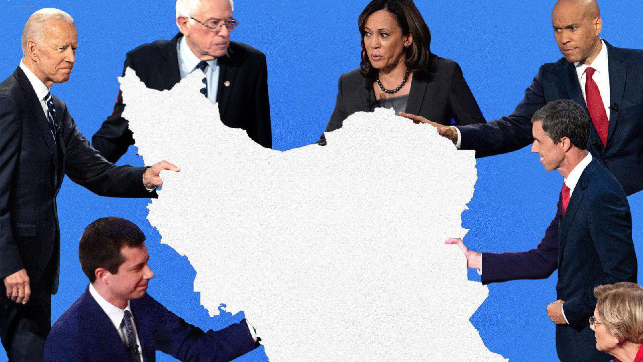 نامزدهای دموکرات انتخابات آمریکا درباره رابطه با ایران و بازگشت به توافق هستهای چه نظری دارند؟