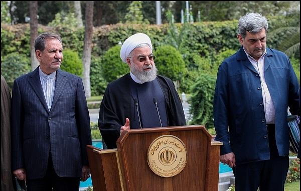 روحانی: قرار دادن رانت اطلاعاتی در اختیار یک گروه خاص، درست نیست
