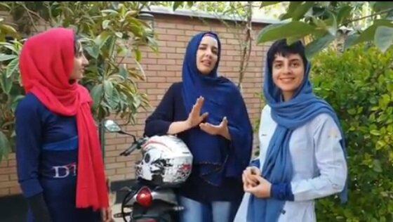 زنان موتورسیکلت برانند یا نرانند؟