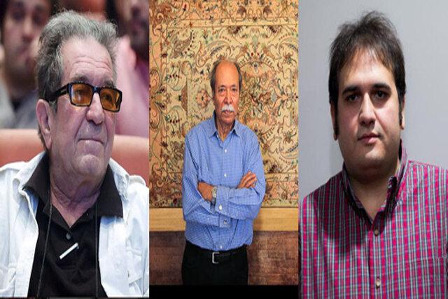 همکاری دوباره علی نصیریان و داریوش مهرجویی پس از 40 سال