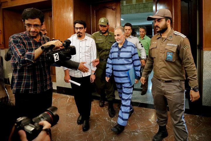 نجفی آزاد نمیشود و در حبس میماند!