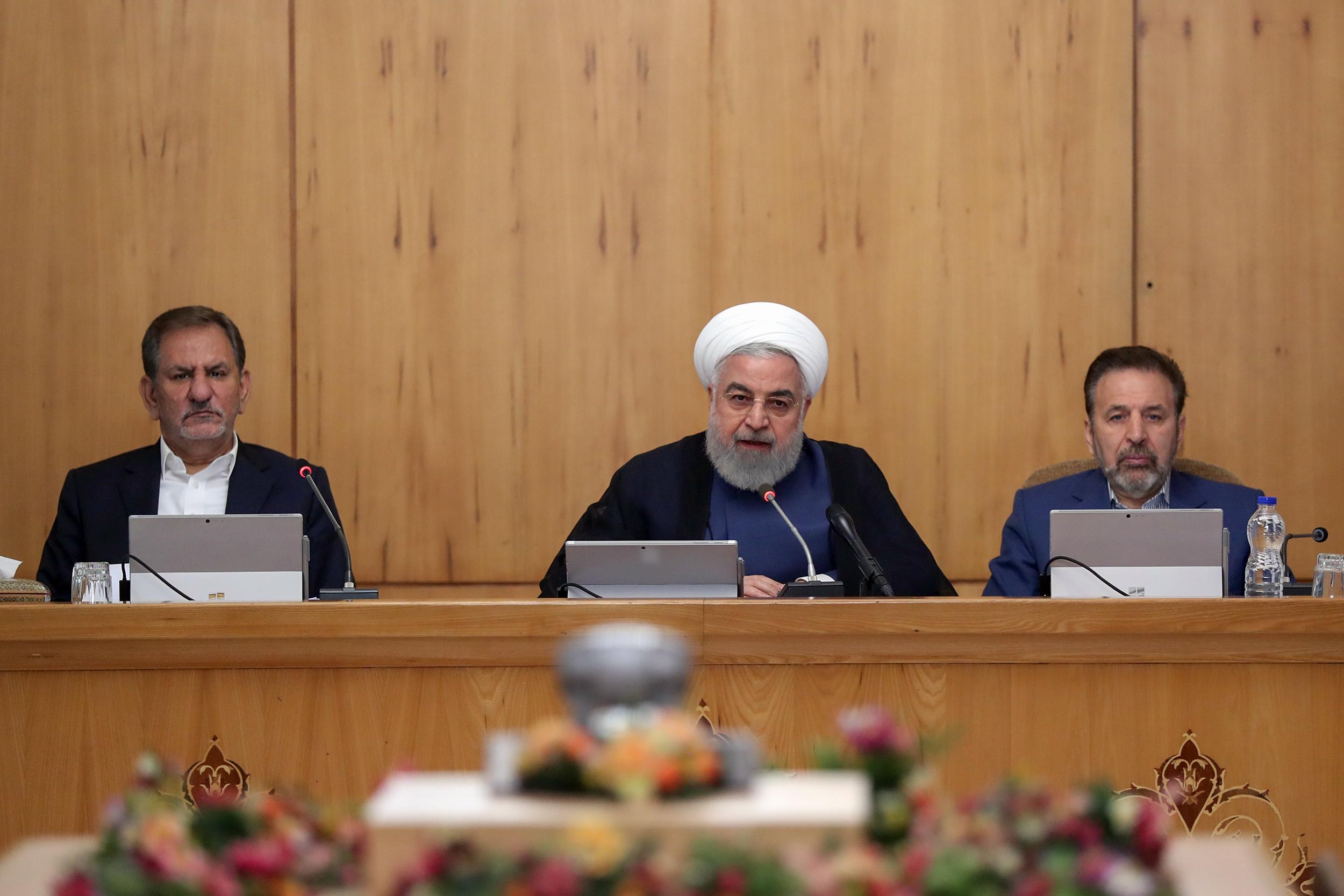 روحانی: اسرائیلیها اگر میتوانند امنیت خود را حفظ کنند  پیشنهاد به کشورهای ساحلی خلیج فارس