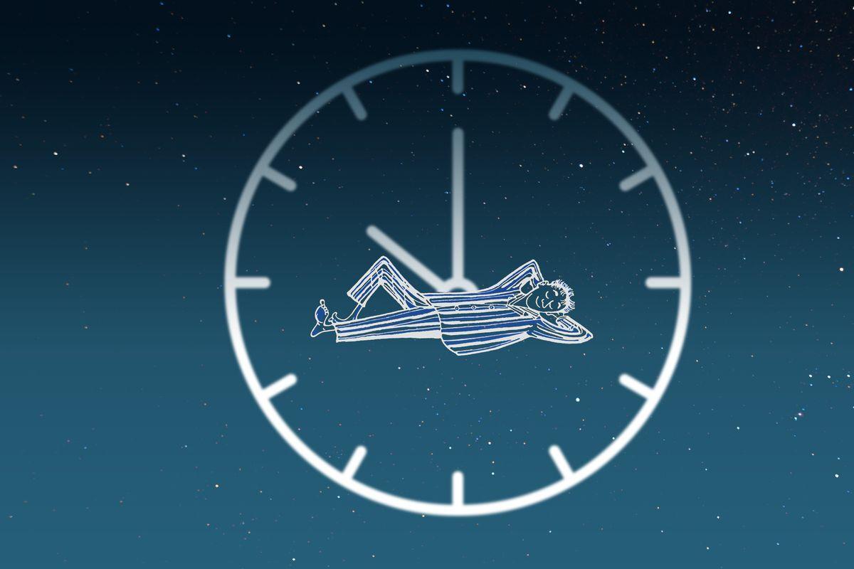 17 راه برای اینکه شبها راحتتر بخوابید