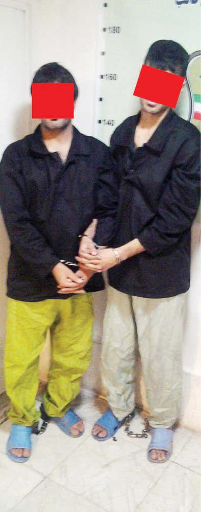 اعترافات تلخ ۲ پسرعمو درقتلهای خیابانی