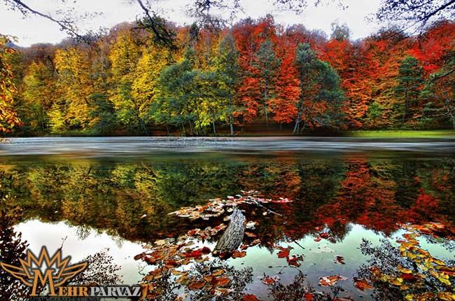 پارک ملی هفت دریاچه استانبول