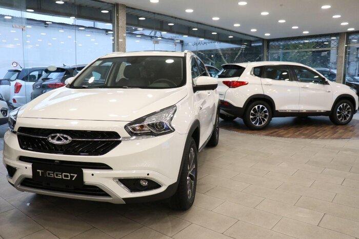 گران ترین خودروهای چینی در بازار ایران؛ پرچمدارهای چشم بادامی+عکس