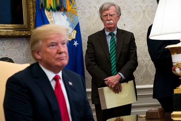 اخراج مشاور امنیت ملی کاخ سفید و فروپاشی