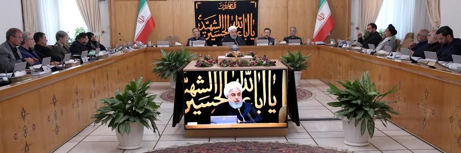 روحانی: آمریکا باید بفهمد که جنگطلبی سودی ندارد| جنگطلبان را کنار بگذارد