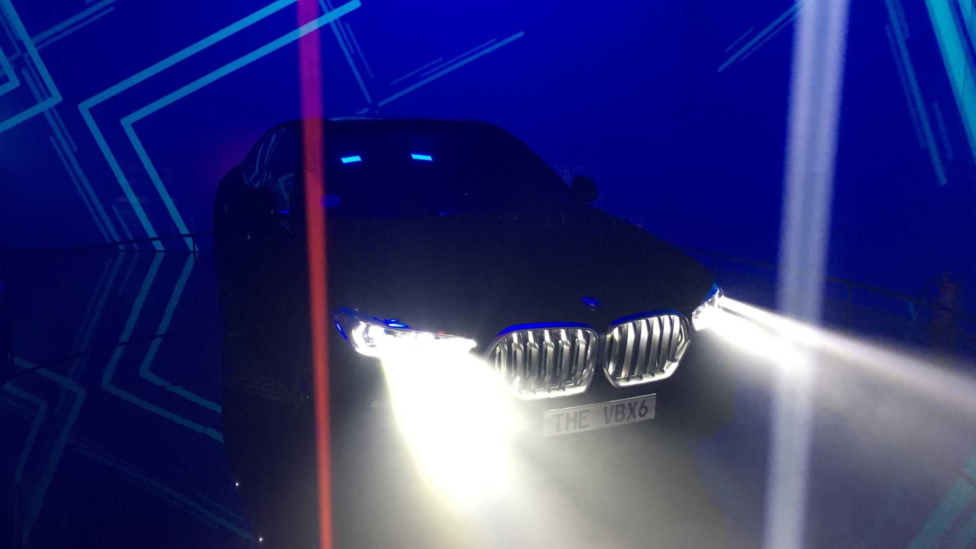 مشکیترین خودروی جهان در نمایشگاه فرانکفورت +عکس
