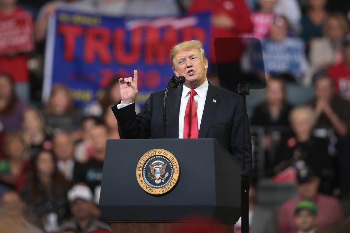 ترامپ: مایلم از جنگ با ایران بپرهیزم اما بعضی وقتها مجبوریم