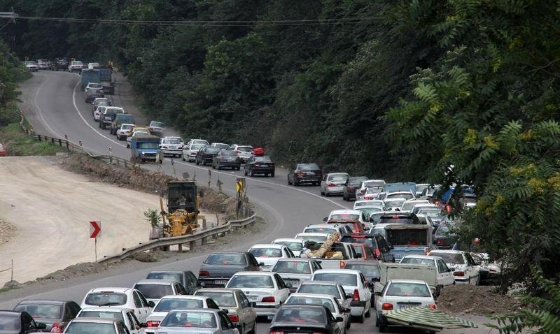 آخرین وضعیت ترافیکی جادههای کشور اعلام شد