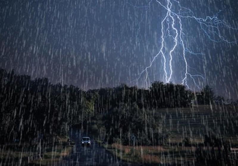 پیش بینی باران