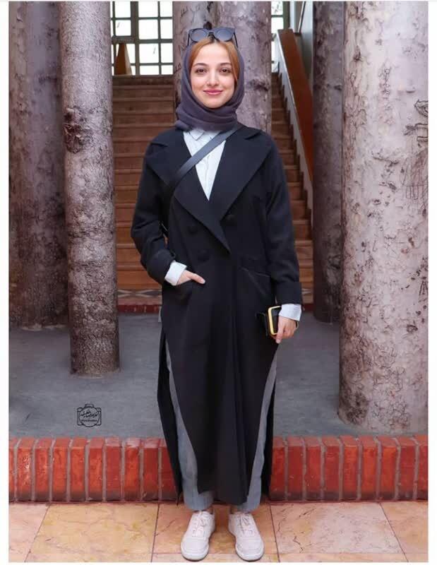 عکس| ندا جبرائیلی با دو پوشش
