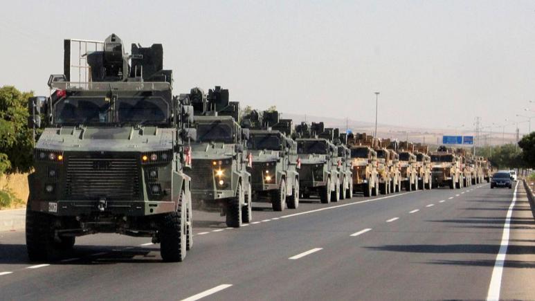 حمله نظامی ترکیه به سوریه| مردم به سرعت در حال فرار از شهرها هستند+واکنشها