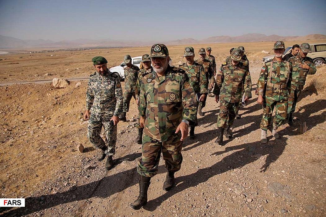 تصاویر| رزمایش غیر مترقبه ارتش