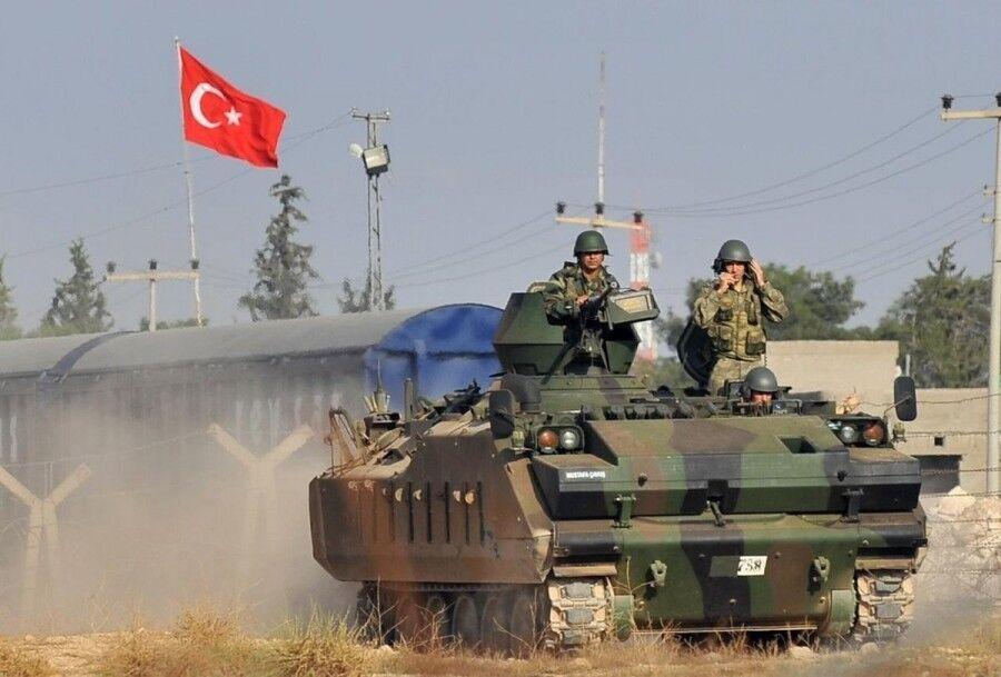 مخالفت ایران با حمله ترکیه به سوریه