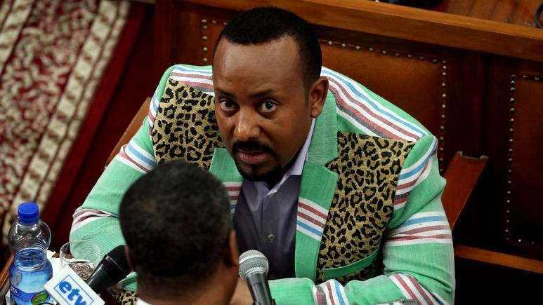 نخستوزیر اتیوپی، برنده جایزه صلح نوبل