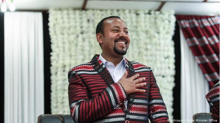 نخستوزیر اتیوپی، برنده جایزه صلح نوبل+فیلم و عکس