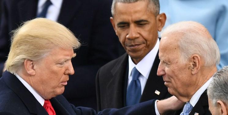 حمله ترامپ به «جو بایدن» با الفاظ رکیک