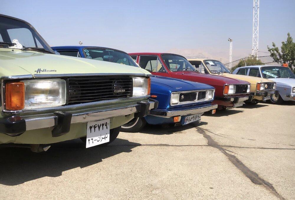 عکس | صف پیکانهای زیرخاکی در تهران!