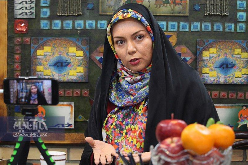 پردهبرداری آزاده نامداری از استقلالیبودن همسر و فرزندش+عکس