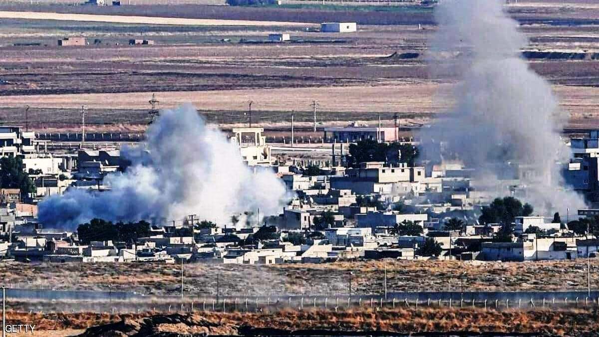 جنایت جنگی ترکیه علیه کردهای سوریه