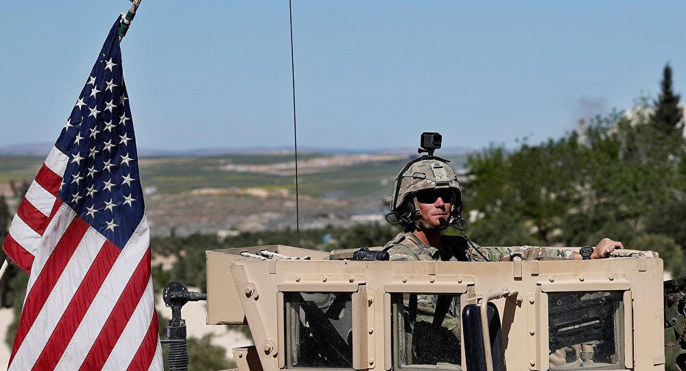 آمریکا تجهیزات نظامی در سوریه را منهدم کرد