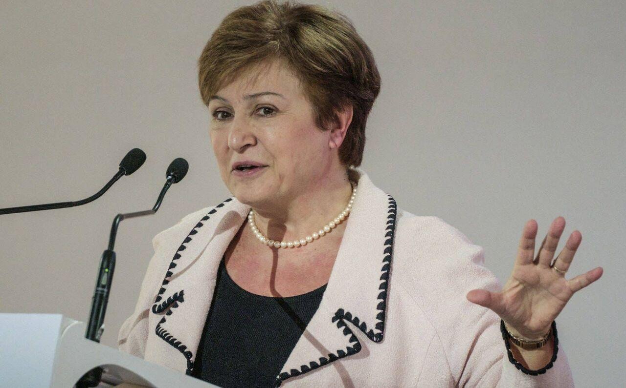 یک زن رئیس صندوق بینالمللی پول شد+عکس
