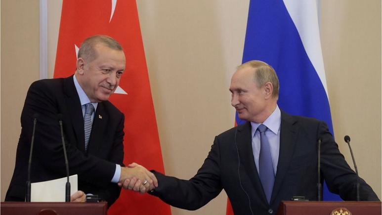 جزئیات توافق اردوغان و پوتین درباره شمال سوریه