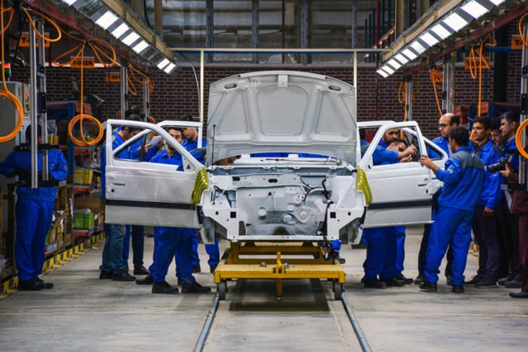 وداع با ۸ خودرو؛ تولید تندر، سراتو و ساندرو متوقف شد