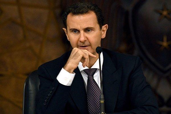 بشار اسد: اردوغان یک دزد است