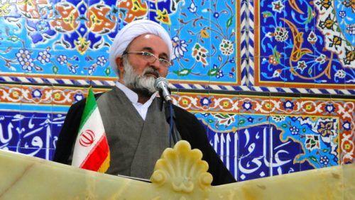 حجتالاسلام نظری، امام جمعه موقت نکا در گذشت