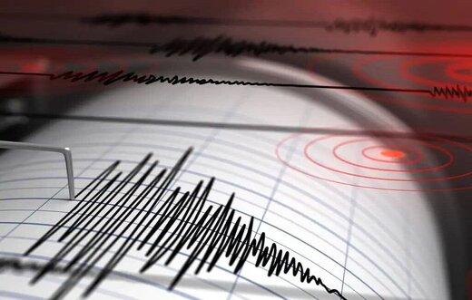 زلزله در خوزستان و لرستان
