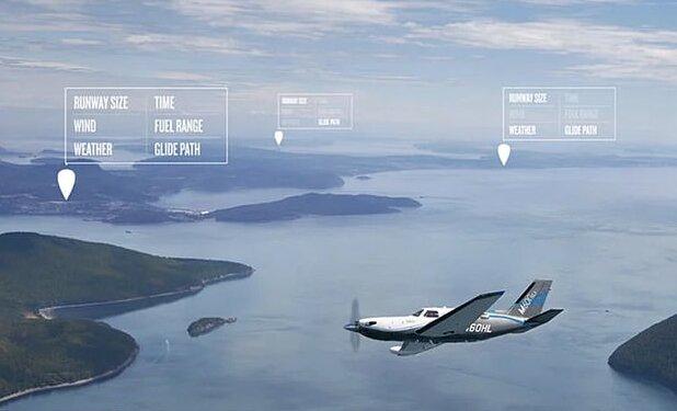 ابداع سیستمی که از سقوط هواپیماها جلوگیری میکند+عکس
