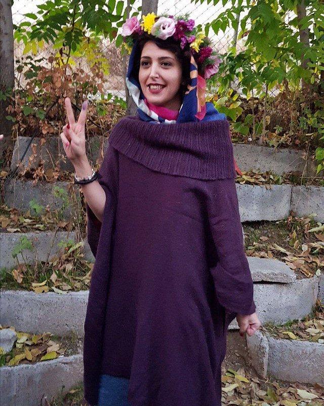 عسل محمدی آزاد شد