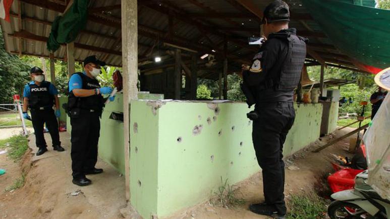 شورشیان 15 نفر را در تایلند کشتند